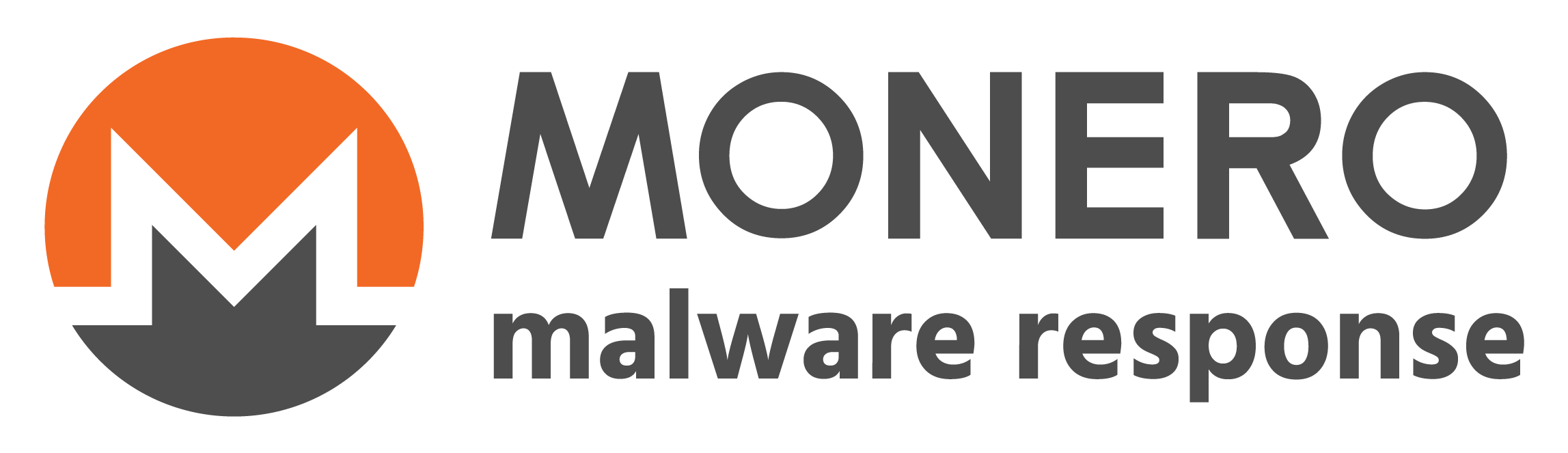 Monero Malware Response Workgroup Logo